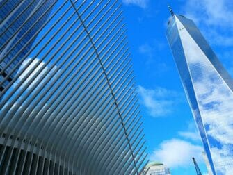 Lower Manhattan en NYC - One World Trade Center