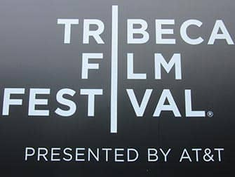 TriBeCa en NYC - Festival de cine TriBeCa