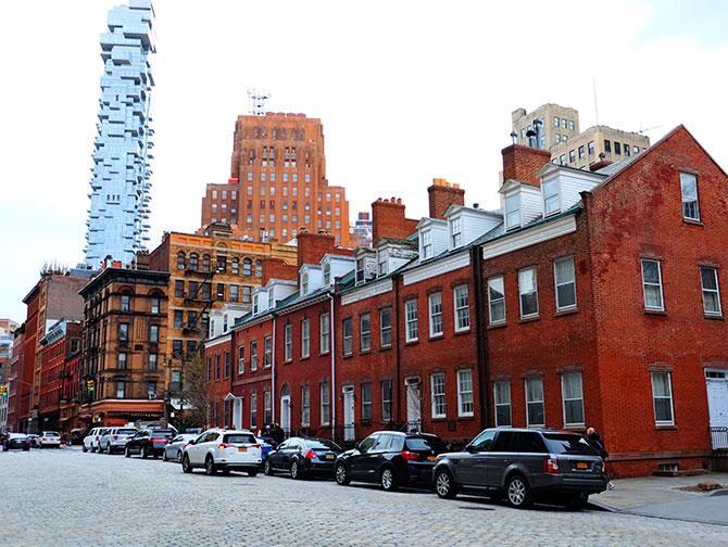 TriBeCa en Nueva York - Harrison Street