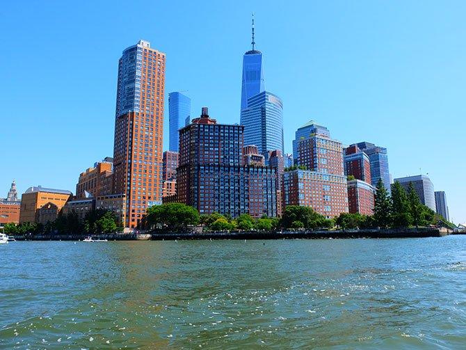 TriBeCa en Nueva York - Junto al agua