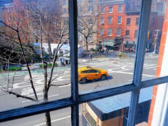West Village en Nueva York - Vista del hotel