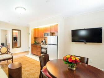 Apartmentsos en Nueva York - Interior Radio City Apartments