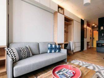 Apartamentos en Nueva York - WeLive Wall Street