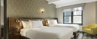 Edison Hotel en Nueva York