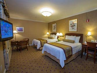 Wellington Hotel en NYC - habitacion doble