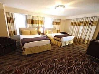 New Yorker Hotel - habitacion doble