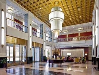 New Yorker Hotel - Lobby