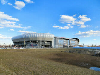New York Red Bulls - estadio