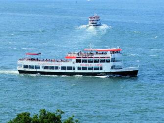 Crucero Best of NYC de Circle Line - Barco de Circle Line