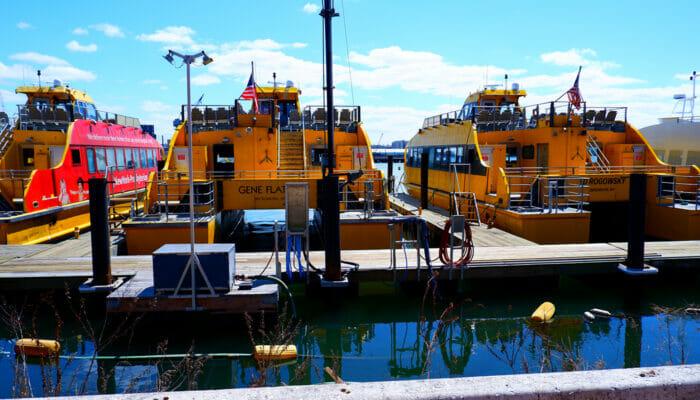 Circle Line crucero turístico en Nueva York - Water Taxi
