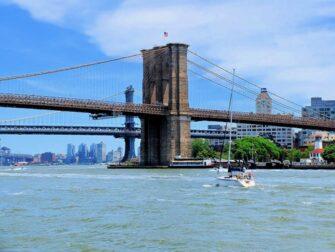 Crucero Landmarks de Circle Line - Brooklyn Bridge