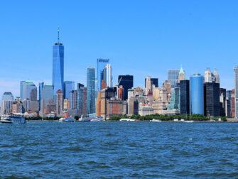 Crucero a la Estatua de la Libertad de Circle Line - Skyline