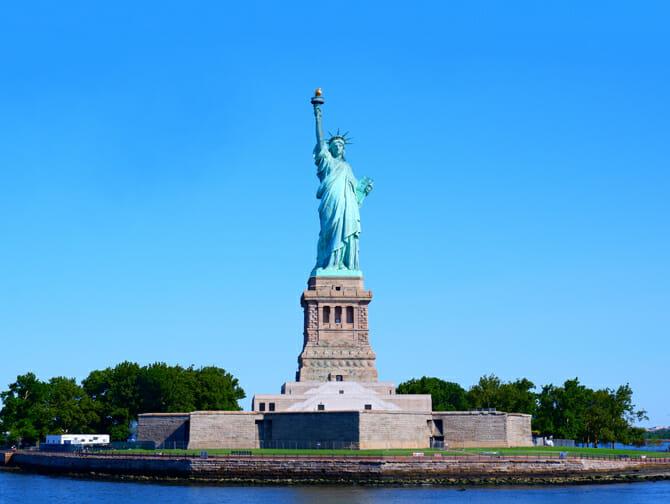 Crucero a la Estatua de la Libertad de Circle Line
