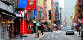 Little Italy en Nueva York