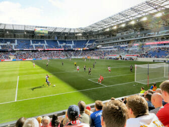 New York Red Bulls partido de futbol
