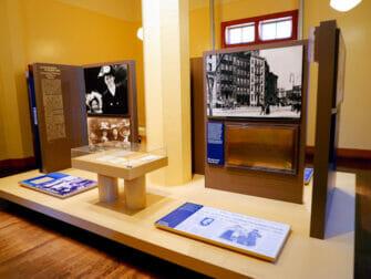 Tour en barco a la Estatua de la Libertad y Ellis Island - Exposición