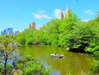 Upper East Side en Nueva York - Central Park