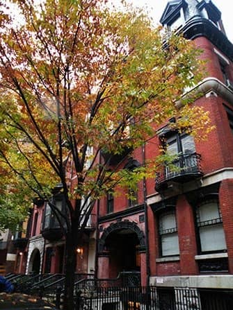 Upper East Side en NYC - casas en Lexington Ave