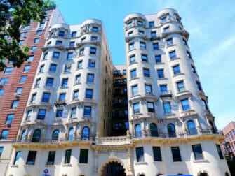 Upper West Side en NYC - Brownstone