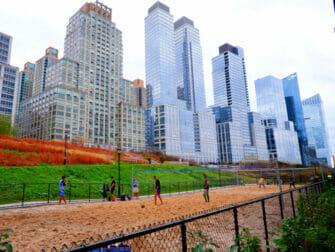 Upper West Side en NYC - Riverside Park