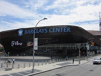 Brooklyn en NYC - Barclay's Center