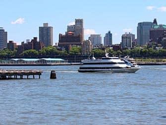 Brooklyn en NYC - Skyline