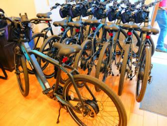 Instalaciones para discapacitados en Nueva York - Bici eléctrica