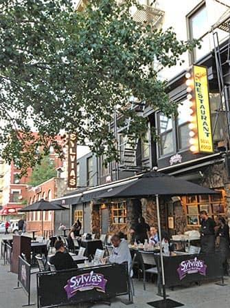 Harlem en Nueva York - Sylvias Restaurant