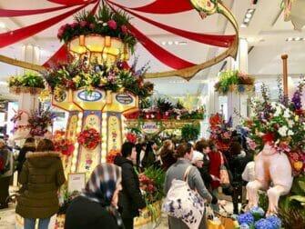 Macy's en Nueva York - Flower Show