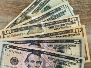 El dinero en Nueva York