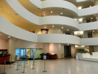 Guggenheim Museum en Nueva York - Taxi