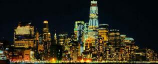 Crucero con cena bufe en Nueva York