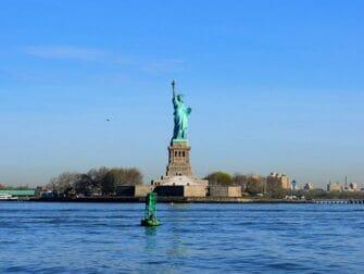 El ferry de Staten Island - Estatua de la Libertad