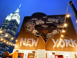 Diferencia horaria en Nueva York