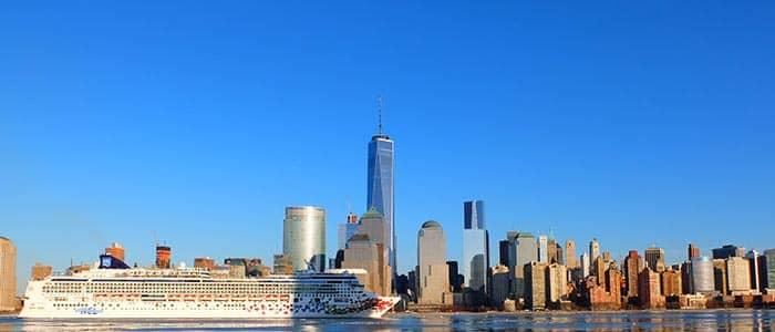Transporte entre los aeropuertos y los puertos de Nueva York