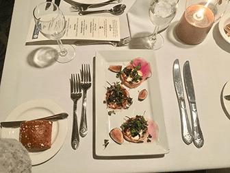 Cruceros con cena de Nochebuena en Nueva York - Cena