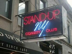 Comedy Club en Nueva York