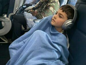 Volar con niños a Nueva York