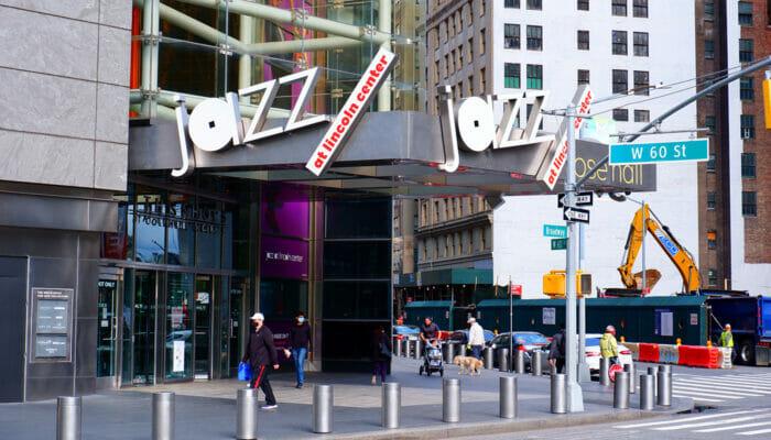 Jazz y Blues en Nueva York - Jazz en Lincoln Center