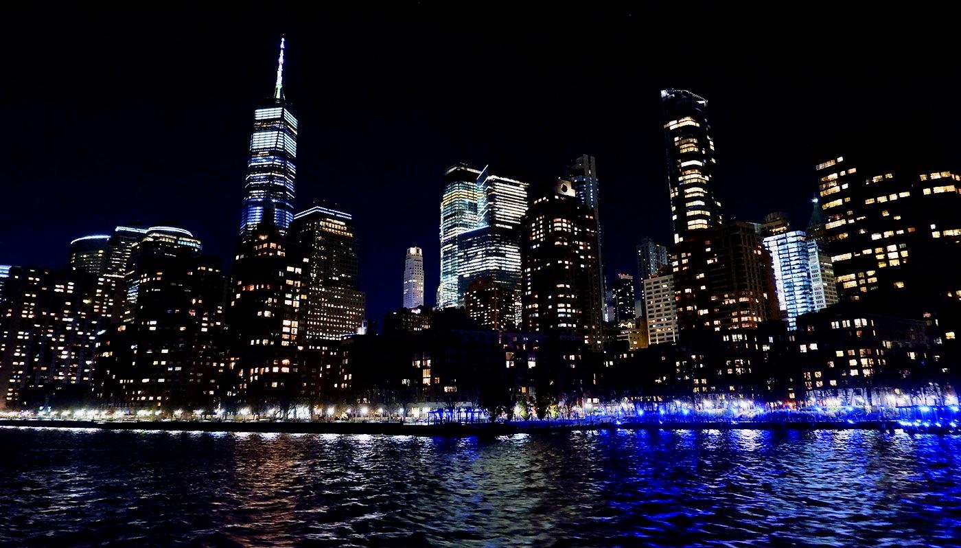 Cruceros con cena de Thanksgiving en Nueva York - Vistas