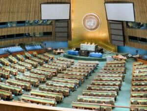 Las Naciones Unidas en Nueva York