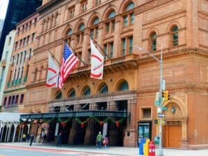 Carnegie Hall en Nueva York