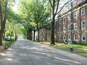 Governors Island en Nueva York - casas