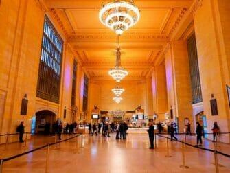 Grand Central Terminal en Nueva York- Great Northern Food Hall