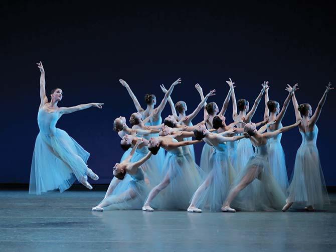 Tickets para el ballet en Nueva York - Serenade