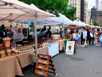 Mercados de Nueva York - Union Square Greenmarket