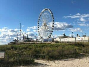 Excursion de Nueva York a Atlantic City