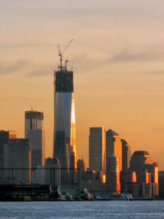 Freedom Tower en Nueva York - Construcción