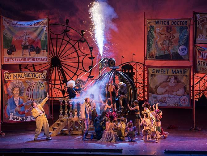 Tickets para la opera en Nueva York - Cosi fan tutte