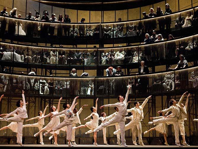 Tickets para la opera en Nueva York - Orfeo